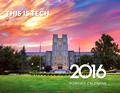 2016 Calendar (Front Cover)