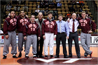 2014.01.19. Wrestling. Maryland at VT