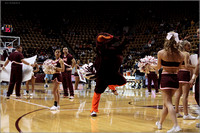 2012.11.12. Men Basketball. Rhode Island at Virginia Tech