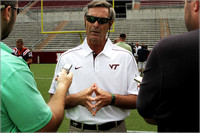 2012.08.11. Virginia Tech Football. Media Day.