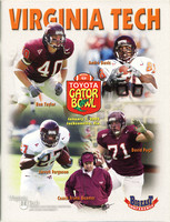 2002.01.01. Gator Bowl. VT vs FSU.