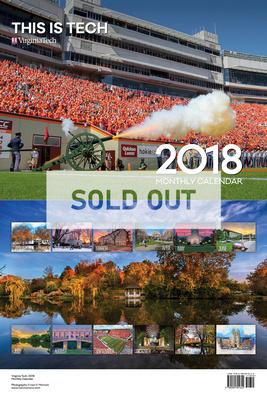 Virginia Tech, Calendar 2018
