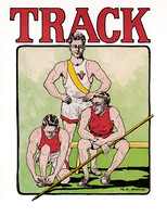 1912. VPI Track and Field.