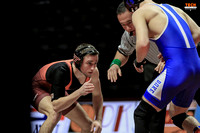 2018.01.27. Wrestling. Lehigh at VT