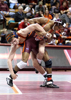 2011.02.05. Wrestling. UVA at VT
