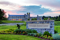 Holtzman Alumni Center, home of Virginia Tech Alumni Association.