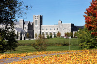 Holtzman Alumni Center. Virginia Tech.