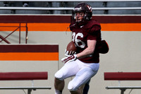 2015.04.04. VT Football Scrimmage.