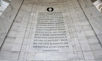 Thomas Jefferson Memorial.