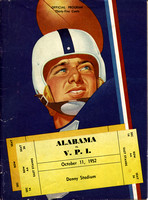 1952.10.11. VT at Alabama