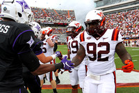 2015.09.12. Furman at VT.