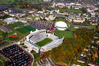 Birdseye View of VT Campus.