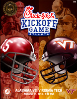 2013.08.31. VT vs Alabama