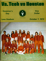 1972.10.07. Houston at VT
