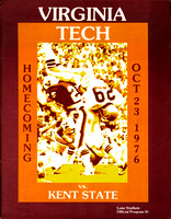 1976.10.23. Kent State at VT