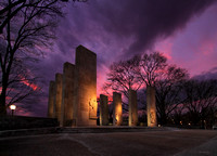 War Memorial. Virginia Tech.
