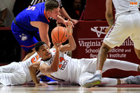 2017.11.21. Houston Baptist at VT