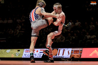 2018.01.26. Wrestling. Lehigh at VT
