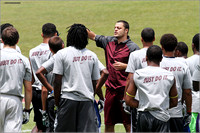 2014.06.08. Frank Beamer's Football Summer Camp.