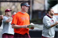 2014.04.12. VT Football Scrimmage.