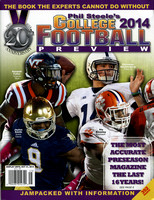 2014. Phil Steele's. vol. 20.