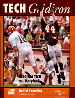 1993.11.25. Maryland at VT.