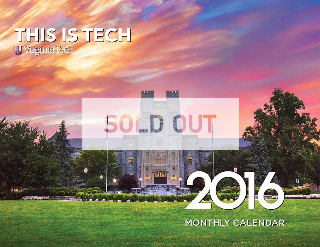 Virginia Tech Calendar.Ivan Morozov Virginia Tech 2016 Calendar Preview