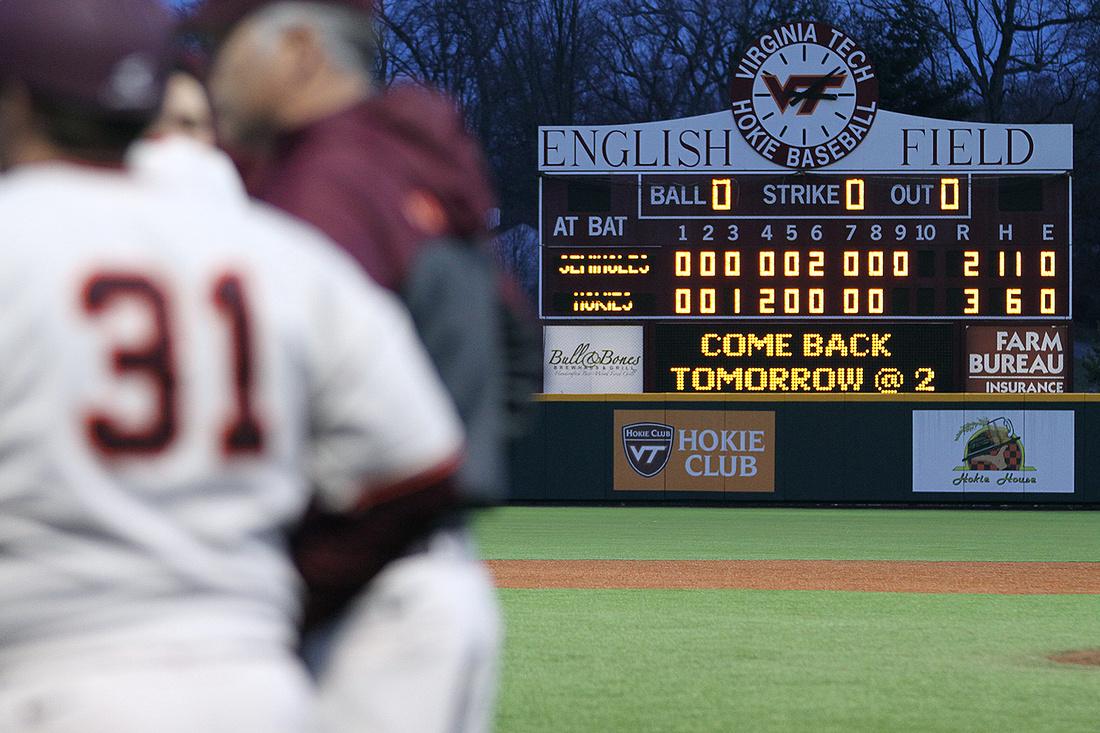 Virginia Tech | Baseball | Florida State | 2013-03-29