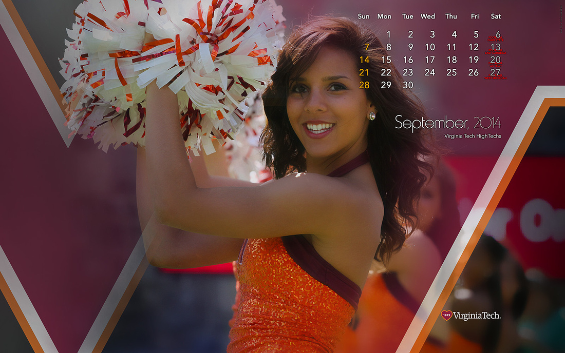 Virginia Tech Calendar.Ivan Morozov Calendar Wallpaper September 2014