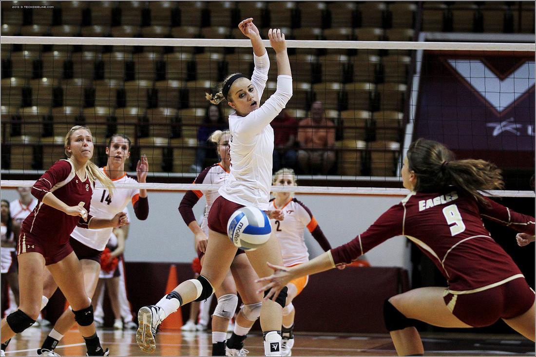 boston university volleyball