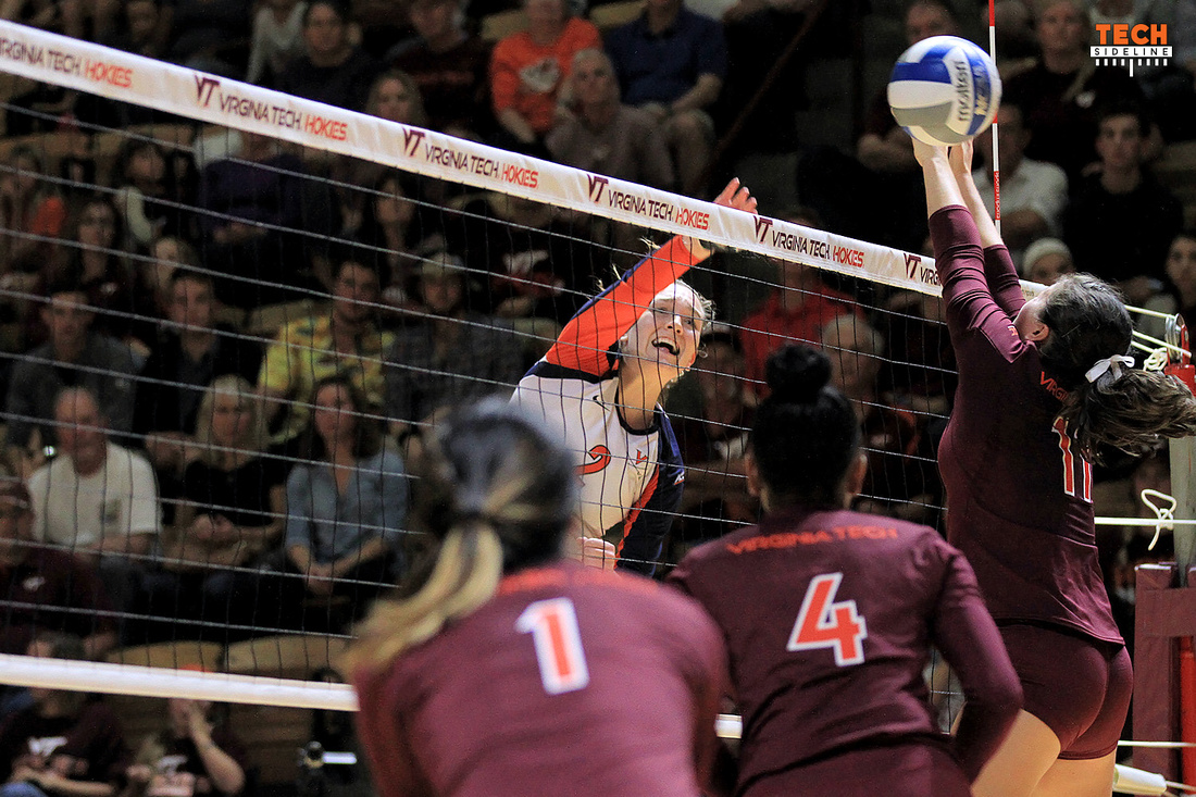 2016.09.30. VB. UVA at VT.