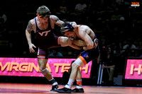 2017.01.22. Wrestling. UVA at VT