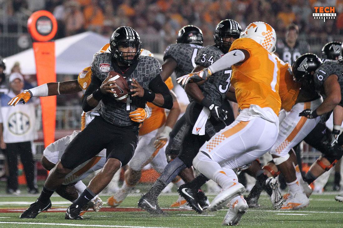 2016.09.10. VT vs Tennessee.