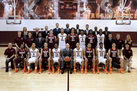 2014.10.13. VT Men Basketball. Team Photo.